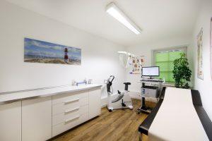Praxis Dr. med. Ulf Gärtner - Facharzt für Innere Medizin / Hausarzt in Neustadt in Holstein